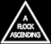 A Flock Ascending Logo